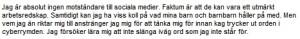 Citat ur Krister Wistbacks ledare 12 februari 2011